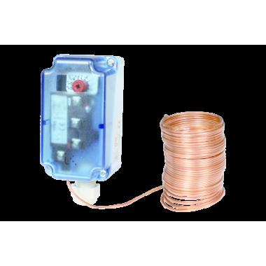 Комплект для крепления капилляра термостата FT, 6 шт. Produal DR-05